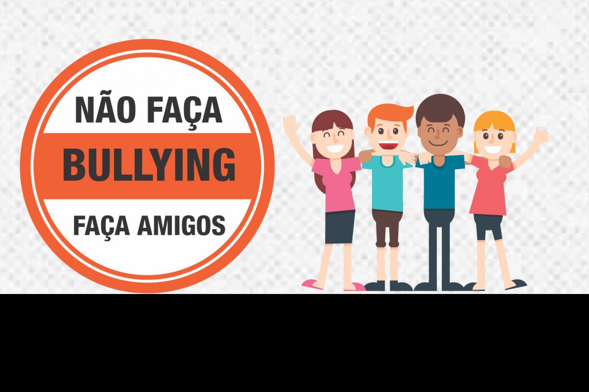 Bullying não é brincadeira!